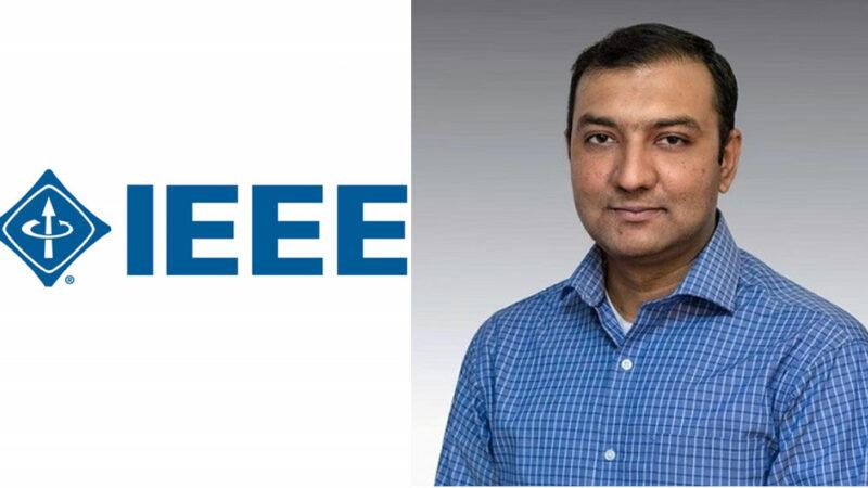 Pakistani professor wins International Technology Innovation Award