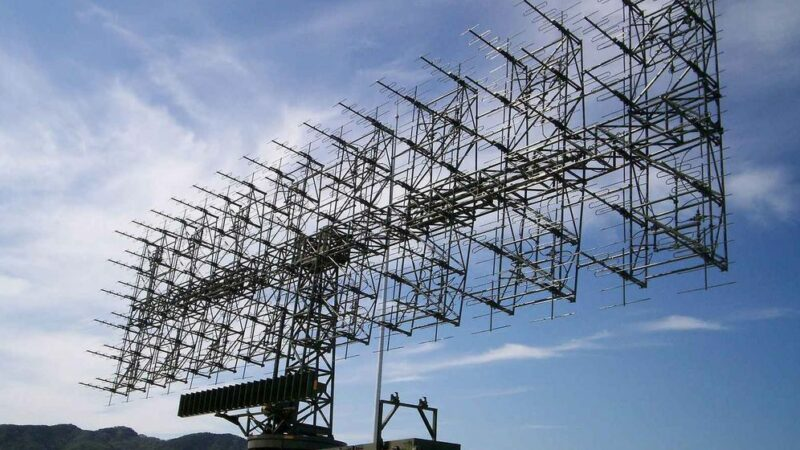 Satellite imagery reveals Pakistan's JY-27A radar that can detect stealth jets
