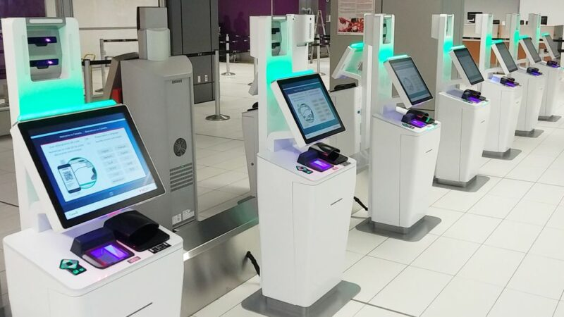 Faisalabad airport is getting self check-in kiosks