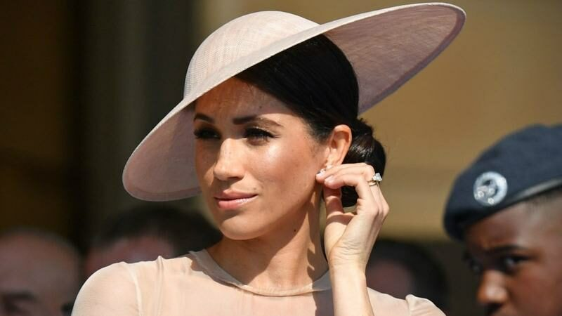 Meghan Markle has been named 2019's most influential style icon