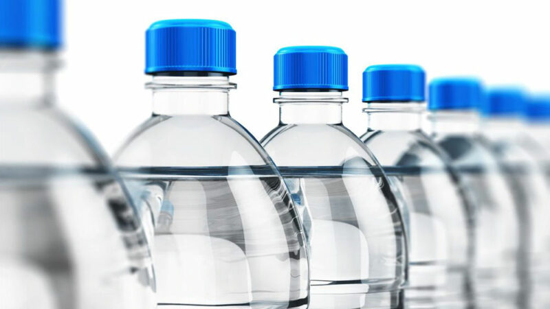 Five mineral water brands have been declared unsafe for drinking