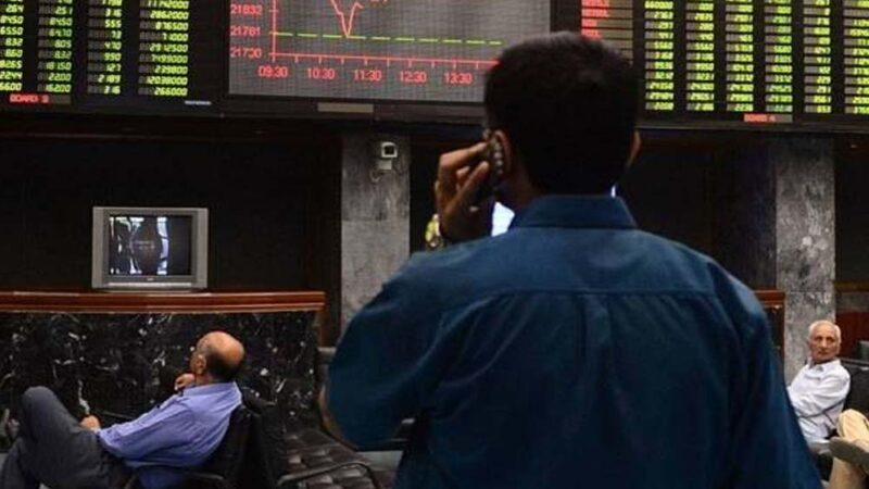 Pakistan's Stock Exchange posts largest monthly gain in 6 years