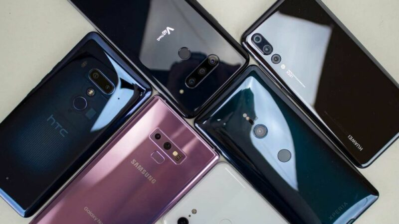 Pakistan's mobile phone imports increased 110% in 2019