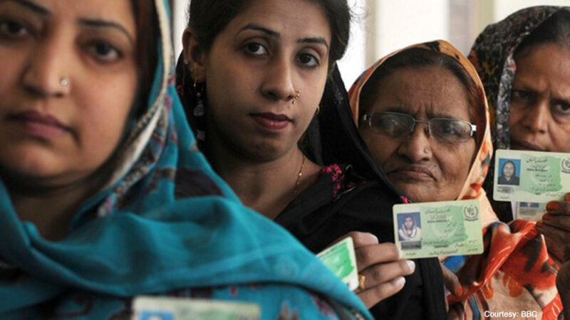 NADRA decided to reserve every Friday for women