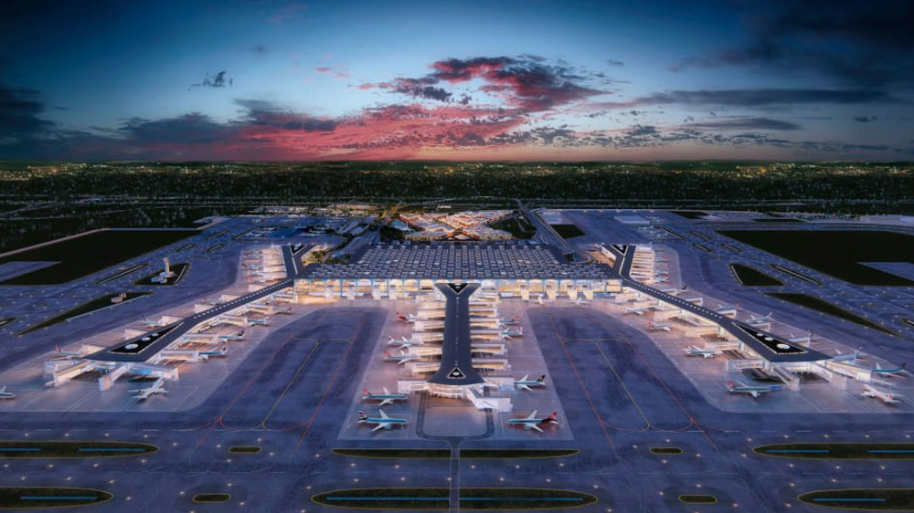 Istanbul airport gets the 'Airport of the Year' award