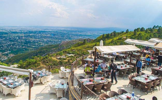Latest inquiry finds out Monal Restaurant built on CDA land