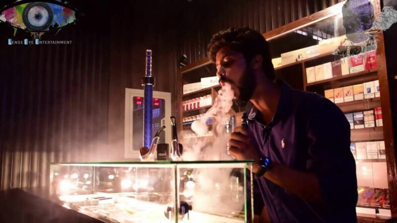 Vaping related health issues on the rise in Pakistan