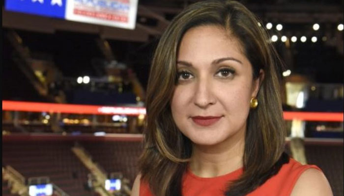 Pakistani-American journalist becomes first South Asian to moderate US presidential debate