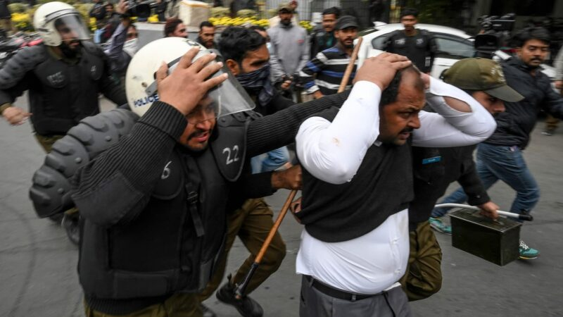 FIRs registered against 250 lawyers for attack on Lahore cardiac hospital