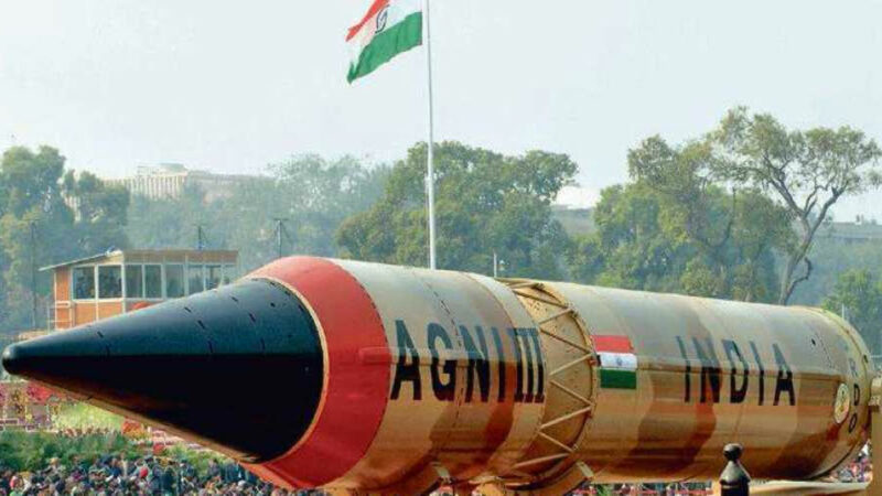 Indian army's attempt at competing with Shaheen missile ends in another failure