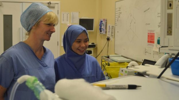 Muslim doctor invents 'Disposable Hijab' for religion and passion