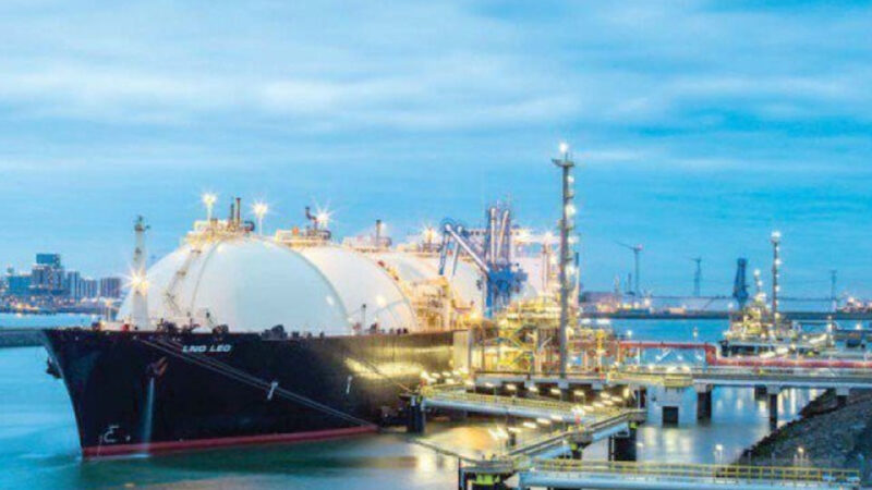 Pakistan to develop its own LNG shipping facility