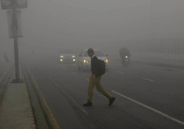 Lahore experiences 2°C temperature after 35 years