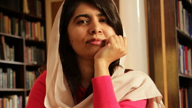 Malala Yousafzai declared 'most famous teenager of the decade'