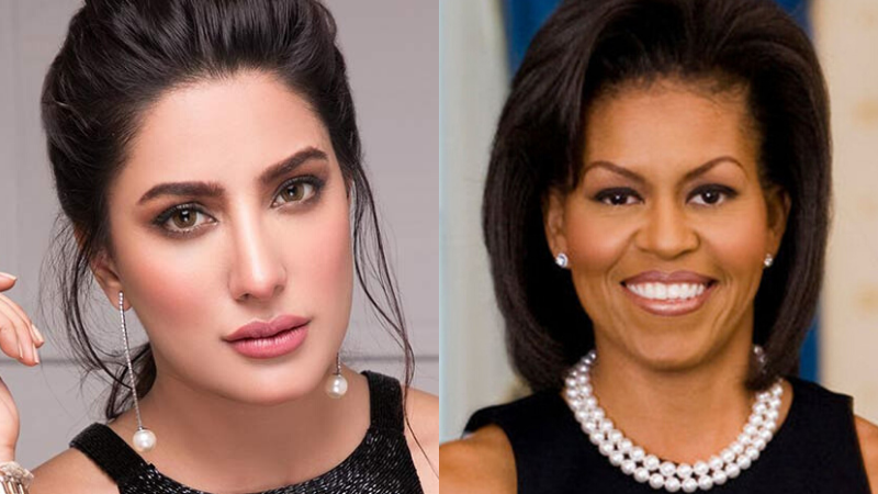 Mehwish thinks Michelle Obama should become the next US president
