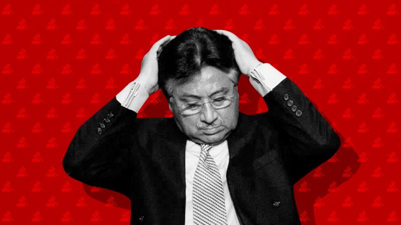 Pervez Musharraf files petition against death sentence