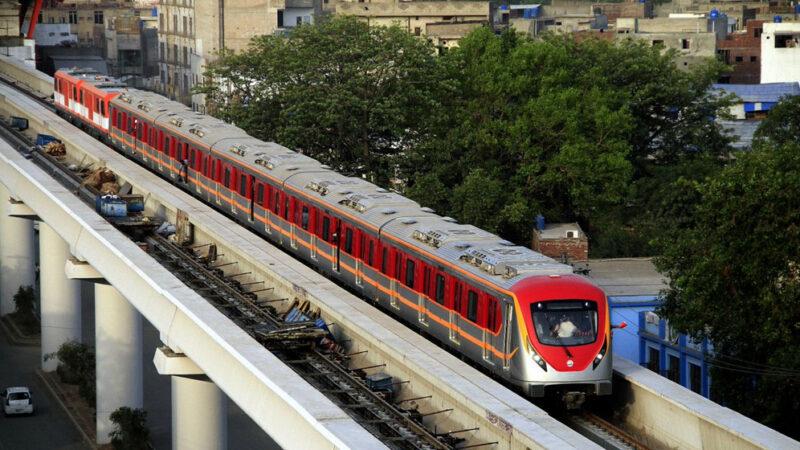 Punjab govt officials announce expected orange line train fare