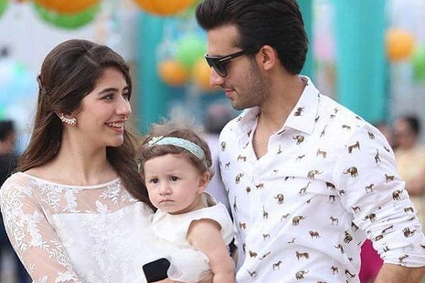 Shahroz Sabzwari and wife Syra called it quits?