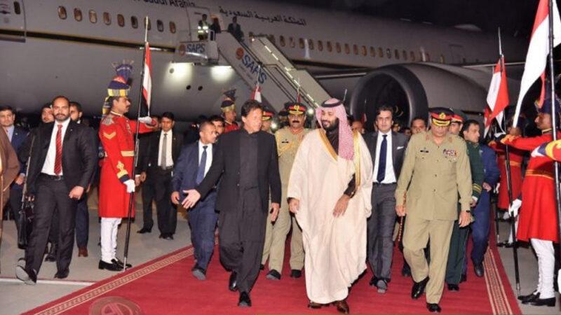 Pakistani manpower export to Saudi Arabia up by 207%