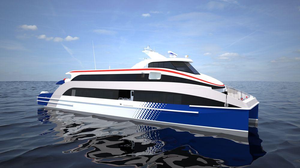 Govt announces plans to start ferry service