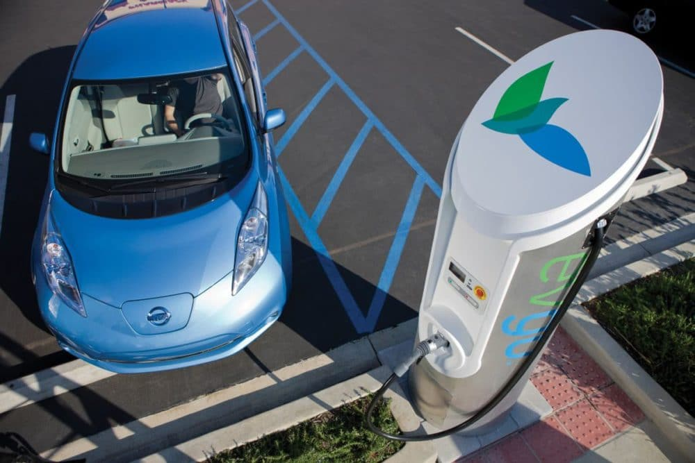 Govt planning to convert 3,000 CNG stations into Electric Vehicle charging stations