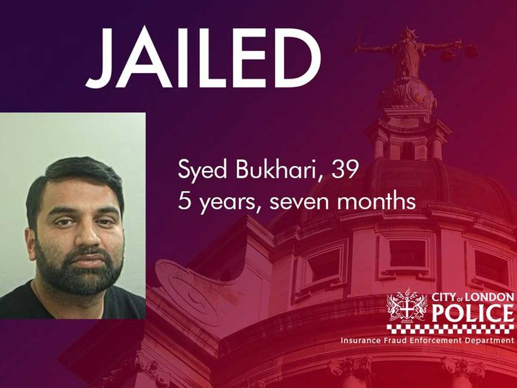 British-Pakistani sentenced to 7 years in prison for faking his own death