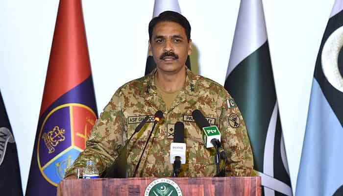 Pakistan will promote peace, not take sides in US-Iran conflict: DG ISPR