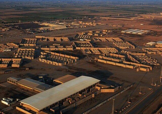 Four rockets hit Baghdad 'airbase hosting US troops'