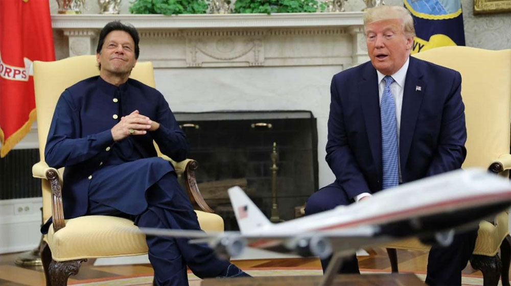 President Trump will visit Pakistan soon: foreign minister