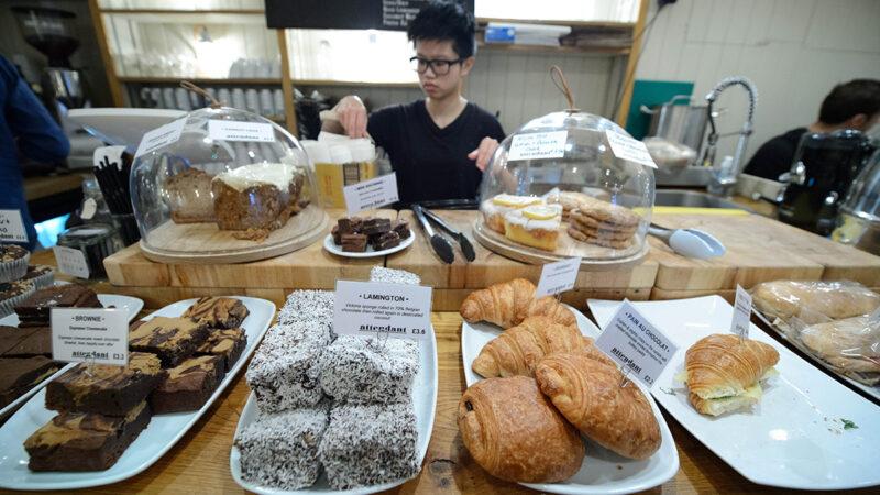 Australian woman dies in cake-eating contest