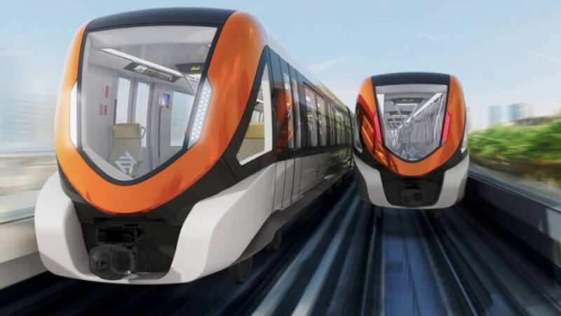 Punjab govt decides orange line train fare