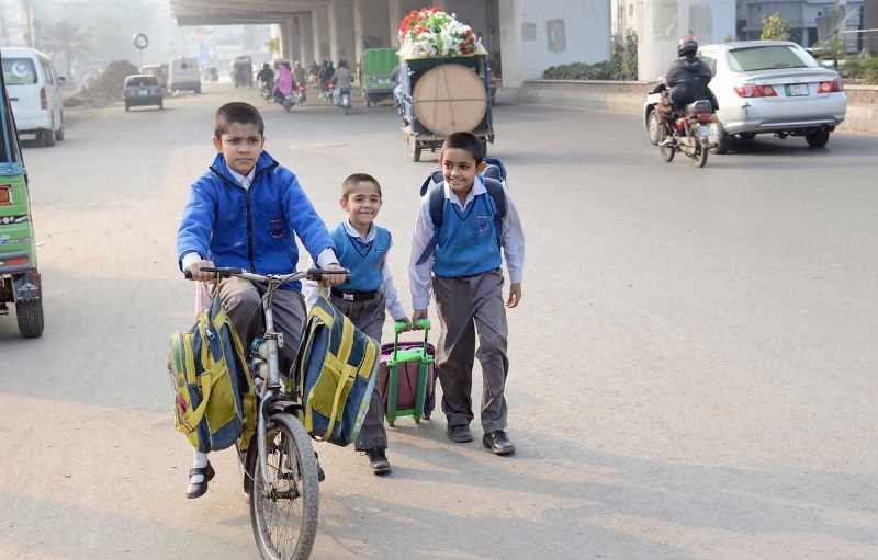 Lahore schools to close early on Pakistan, Bangladesh match days