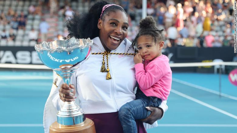 Serena Williams wins first title since becoming a mother