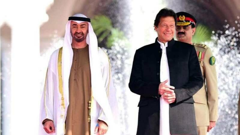 UAE crown prince to visit Pakistan Thursday