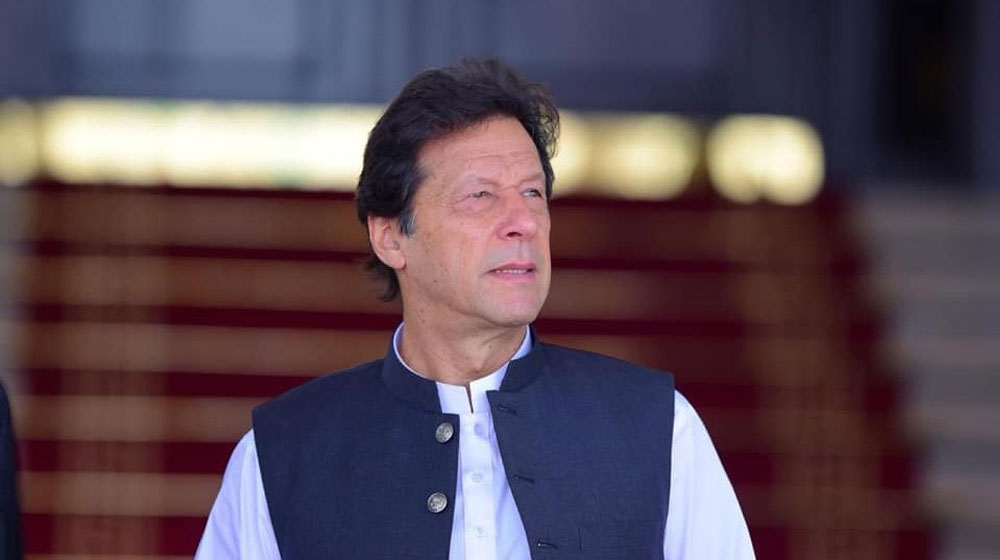 PM Imran tops list of best politician globally for successfully fighting Covid-19