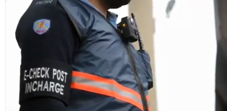 Policemen donning body cameras posted in Islamabad