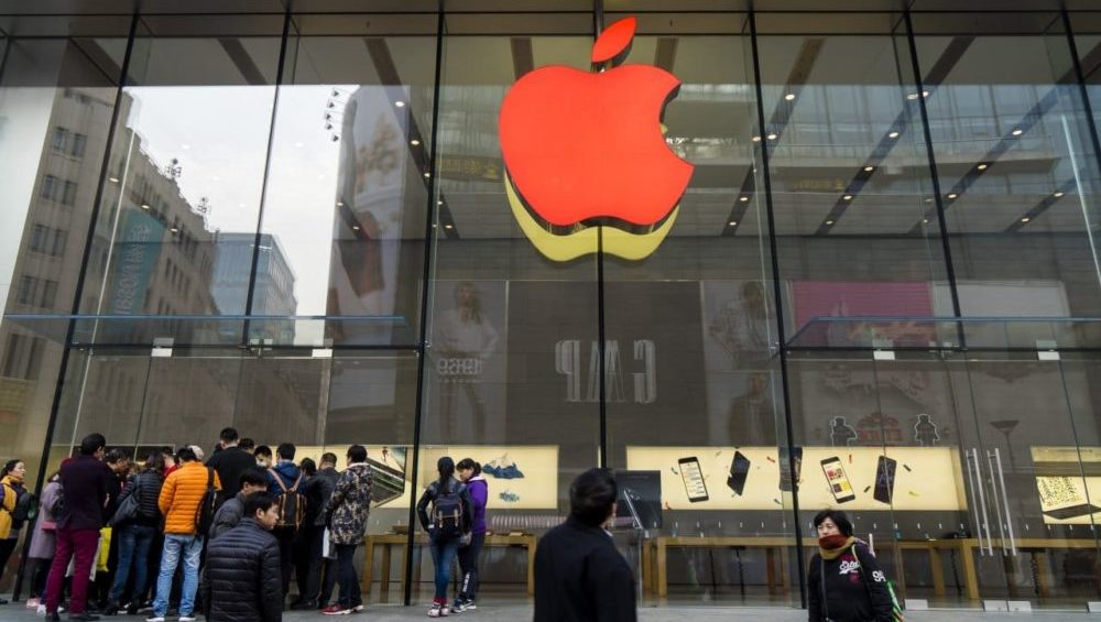 Apple is shutting down all its stores and offices in China temporarily