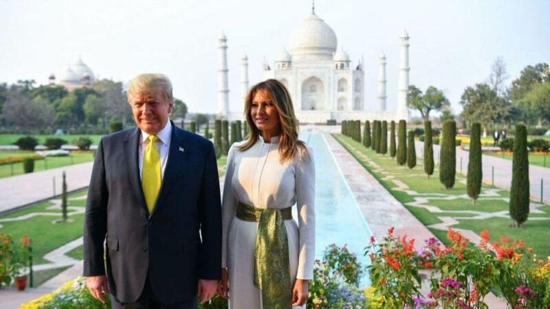 "Trump ""unintentionally"" makes fun of Tendulkar & Kohli's names"