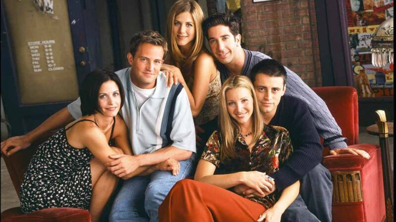 Jennifer Aniston confirms 'Friends' returning to steal your hearts