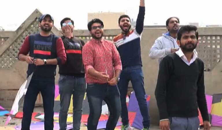 70 people arrested in Faisalabad for flying kites