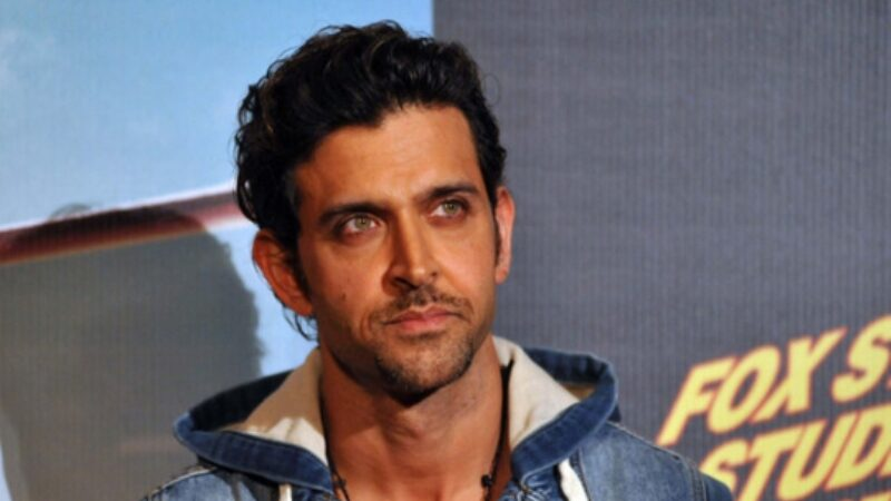 Bollywood star Hrithik Roshan stands up for Pakistani student