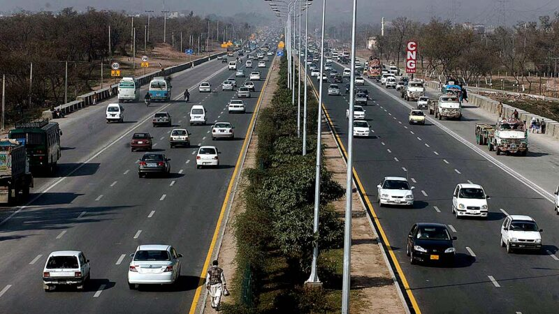 Islamabad traffic police has no working speed cameras in the whole city