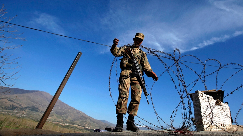 Pakistan lodges protest over India's ceasefire violations