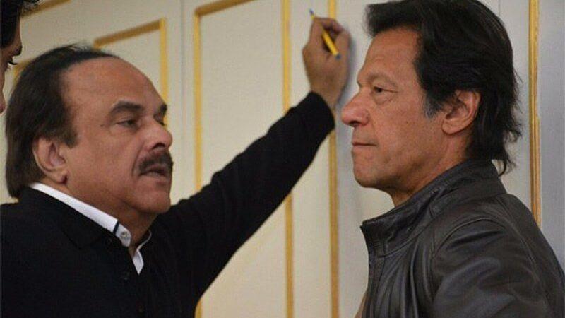 PM Khan's friend Naeemul Haque laid to rest in Karachi