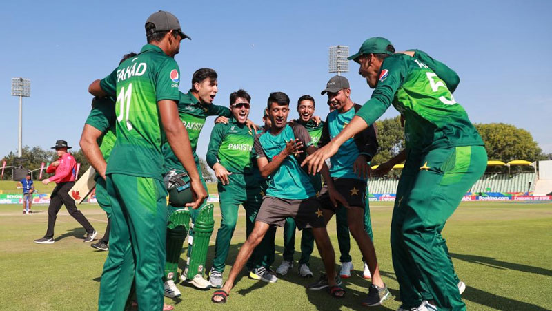 Pakistan to face India in U19 Cricket World Cup semi-final