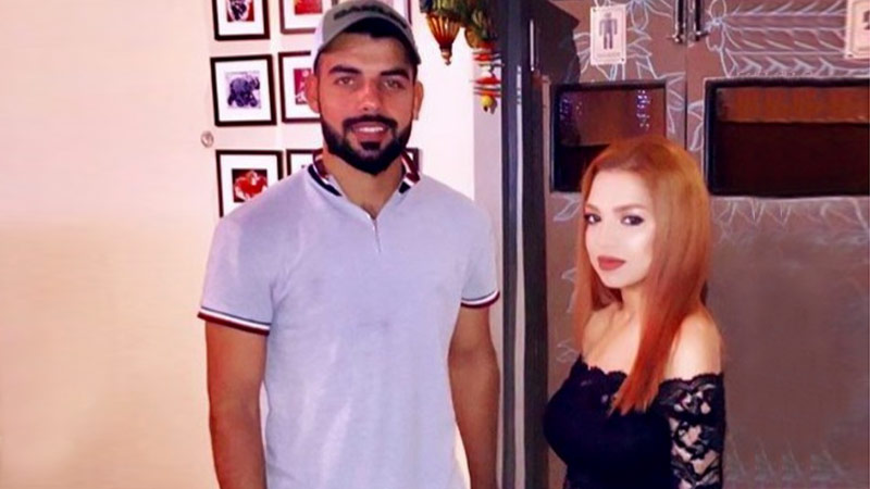 Instagram influencer accuses Shadab of threatening her