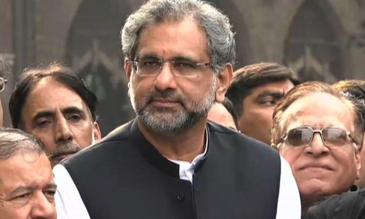 Former Prime Minister Shahid Khaqan Abbasi test positive for COVID-19