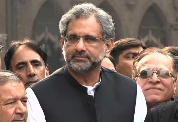 Shahid Khaqan Abbasi files bail petition in Islamabad High Court