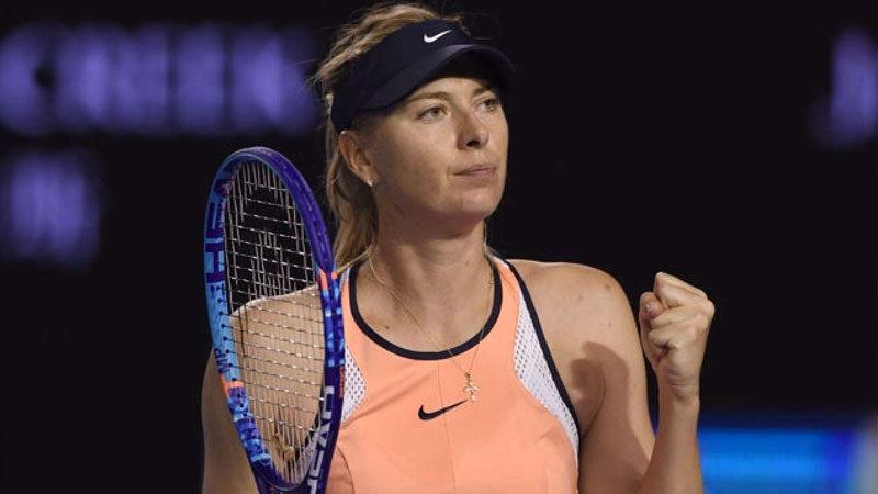 Tennis star Maria Sharapova announces her retirement
