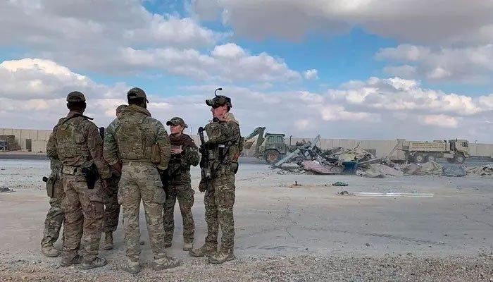 Pentagon says 64 US soldiers hurt in Iran missile strike
